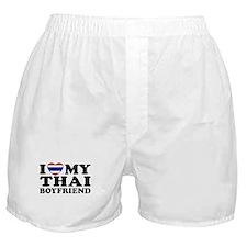 I Love My Thai Boyfriend Boxer Shorts