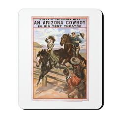 An Arizona Cowboy Mousepad