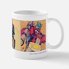 Transformers Optimus Prime Retro Small Mugs