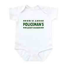 Policeman's Lucky Charm Infant Bodysuit