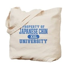Japanese Chin U. Tote Bag