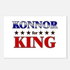 KONNOR for king Postcards (Package of 8)