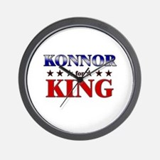 KONNOR for king Wall Clock