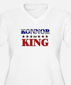 KONNOR for king T-Shirt