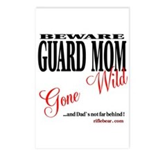 Moms Gone Wild Postcards (Package of 8)