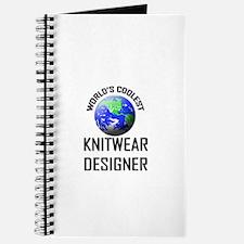 World's Coolest KNITWEAR DESIGNER Journal