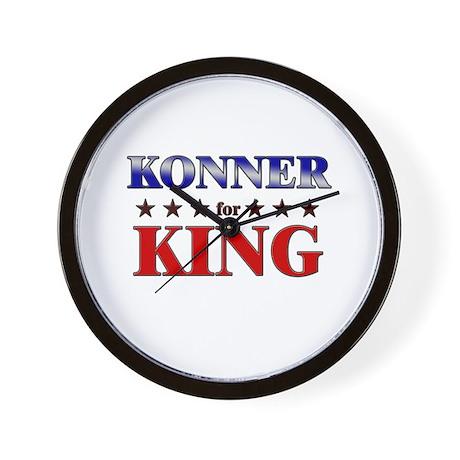 KONNER for king Wall Clock