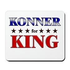 KONNER for king Mousepad