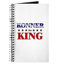 KONNER for king Journal