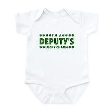 Deputy's Lucky Charm Infant Bodysuit