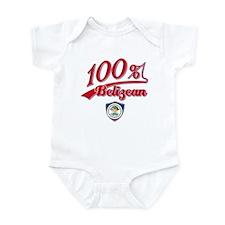 100% Belizean Infant Bodysuit