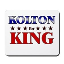 KOLTON for king Mousepad