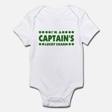 Captain's Lucky Charm Infant Bodysuit