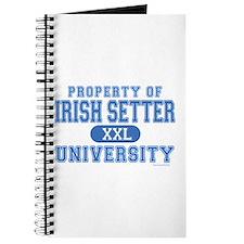 Irish Setter University Journal