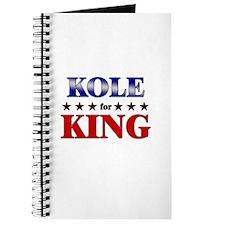 KOLE for king Journal