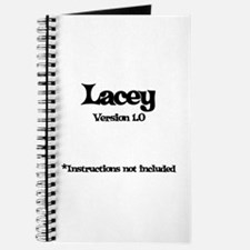 Lacey - Version 1.0 Journal
