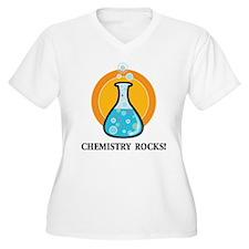 Chemistry Rocks T-Shirt