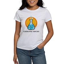 Chemistry Rocks Tee