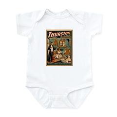 Thurston The Great Magician. Infant Bodysuit