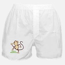 Good Monkey Boxer Shorts