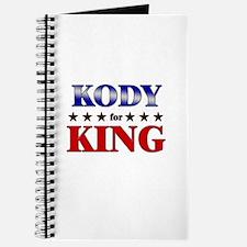 KODY for king Journal