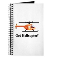 Got Helicopter Journal