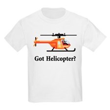 Got Helicopter T-Shirt