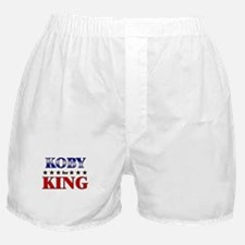 KOBY for king Boxer Shorts
