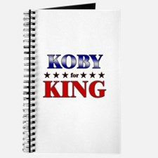 KOBY for king Journal