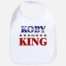 KOBY for king Bib