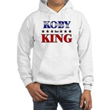 KOBY for king Hoodie