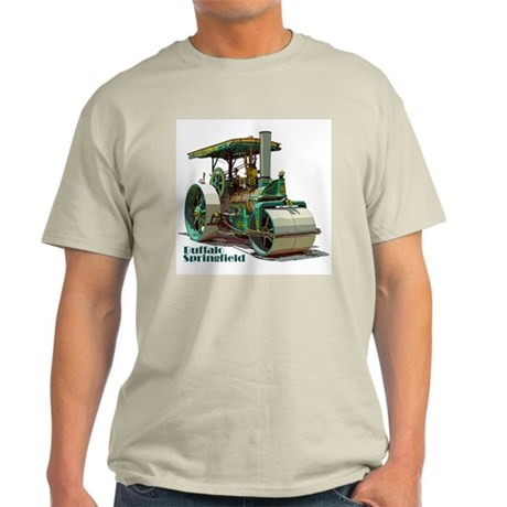 The steamroller Light T-Shirt