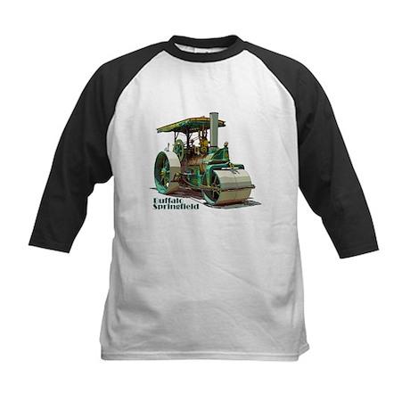The steamroller Kids Baseball Jersey