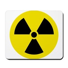 Nuclear Ring Mousepad