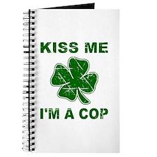 Kiss Me, I'm a Cop Journal