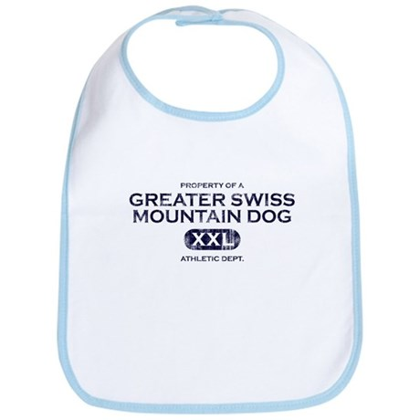 Property of Greater Swiss Mountain Dog Bib