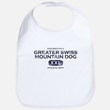 Property of Greater Swiss Mountain Dog Bib