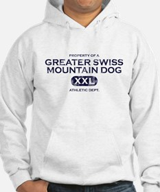 Property of Greater Swiss Hoodie