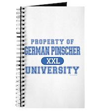 German Pinscher U. Journal