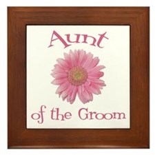 Daisy Groom's Aunt Framed Tile