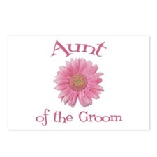Daisy Groom's Aunt Postcards (Package of 8)