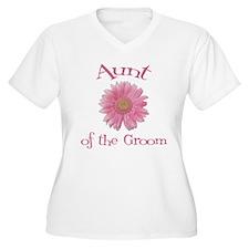 Daisy Groom's Aunt T-Shirt