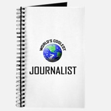 World's Coolest JOURNALIST Journal