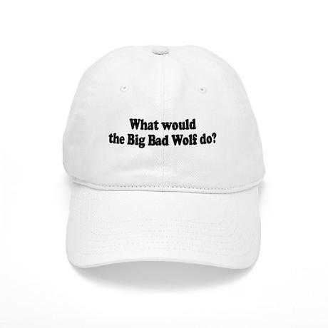 Big Bad Wolf Cap