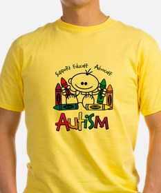 Autism Crayons T