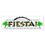 Fiesta Bumper Sticker