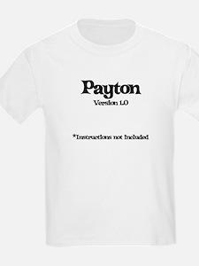 Payton - Version 1.0 T-Shirt