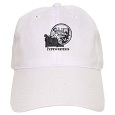 Typewriters Baseball Cap