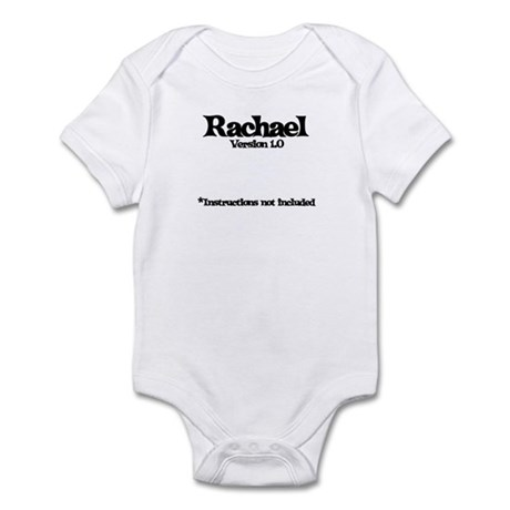 Rachael - Version 1.0 Infant Bodysuit