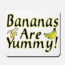 Bananas Mousepad